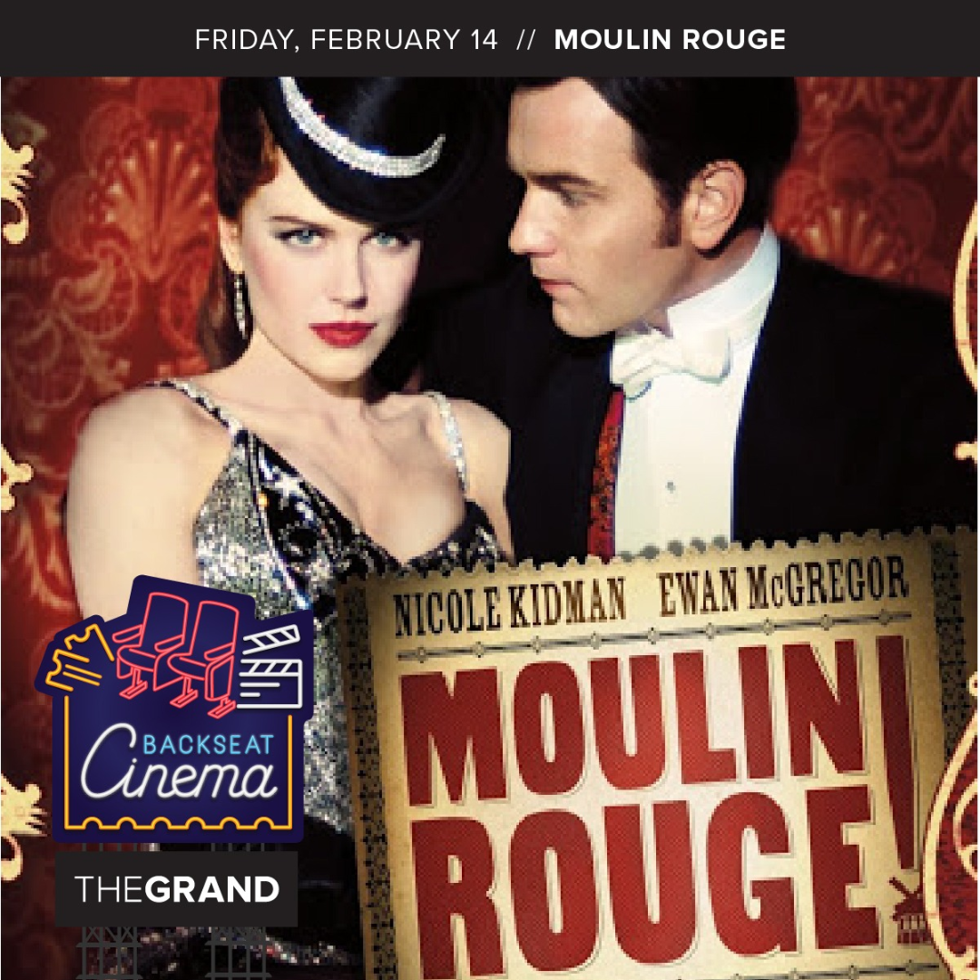 Backseat Cinema - Moulin Rouge! (2001)
