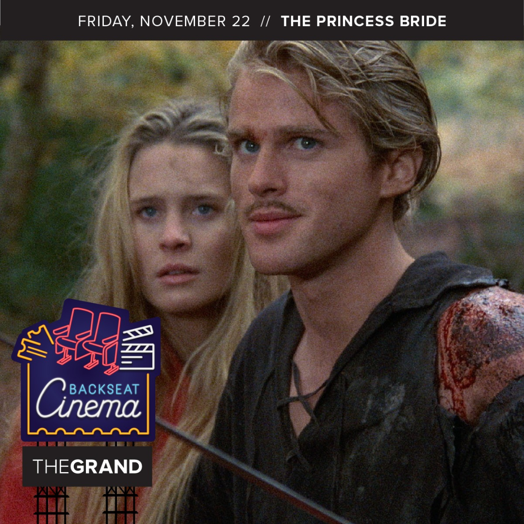 Backseat Cinema - The Princess Bride (1987)