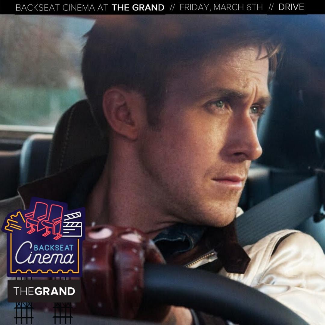 Backseat Cinema - Drive (2011)