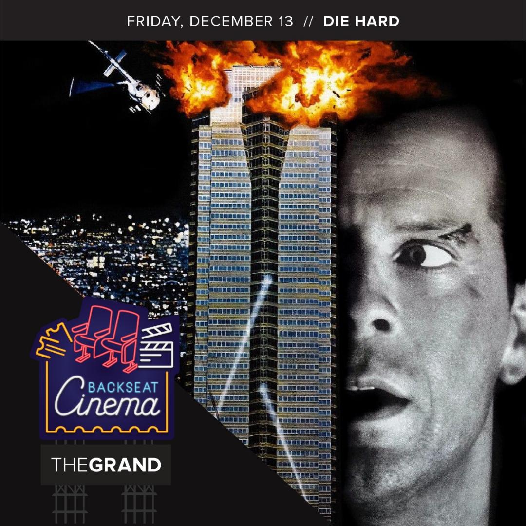 Backseat Cinema - Die Hard (1988)