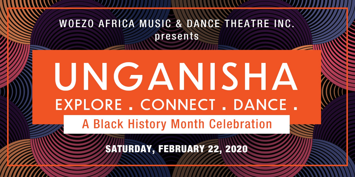 UNGANISHA: Explore. Connect. Dance.