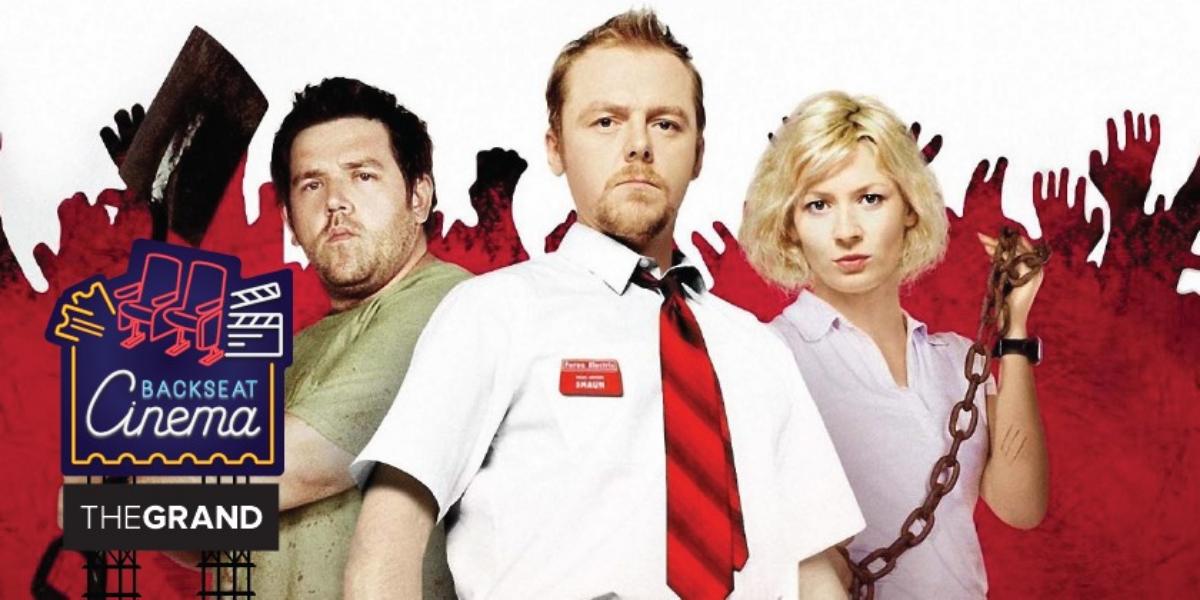 Backseat Cinema - Shaun of the Dead (2004)