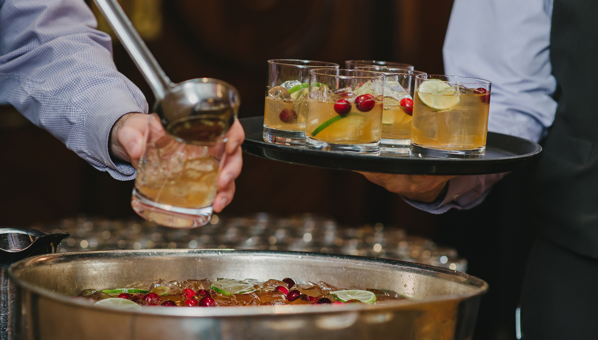 Drink Seminar: Mix It Up & Chow It Down: Pairing Food and Cocktails