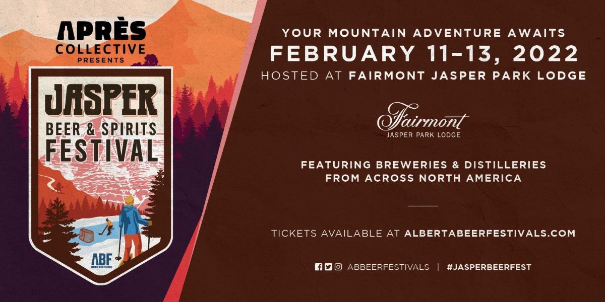 2022 Jasper Beer & Spirits Festival - Grand Tasting Evening Event