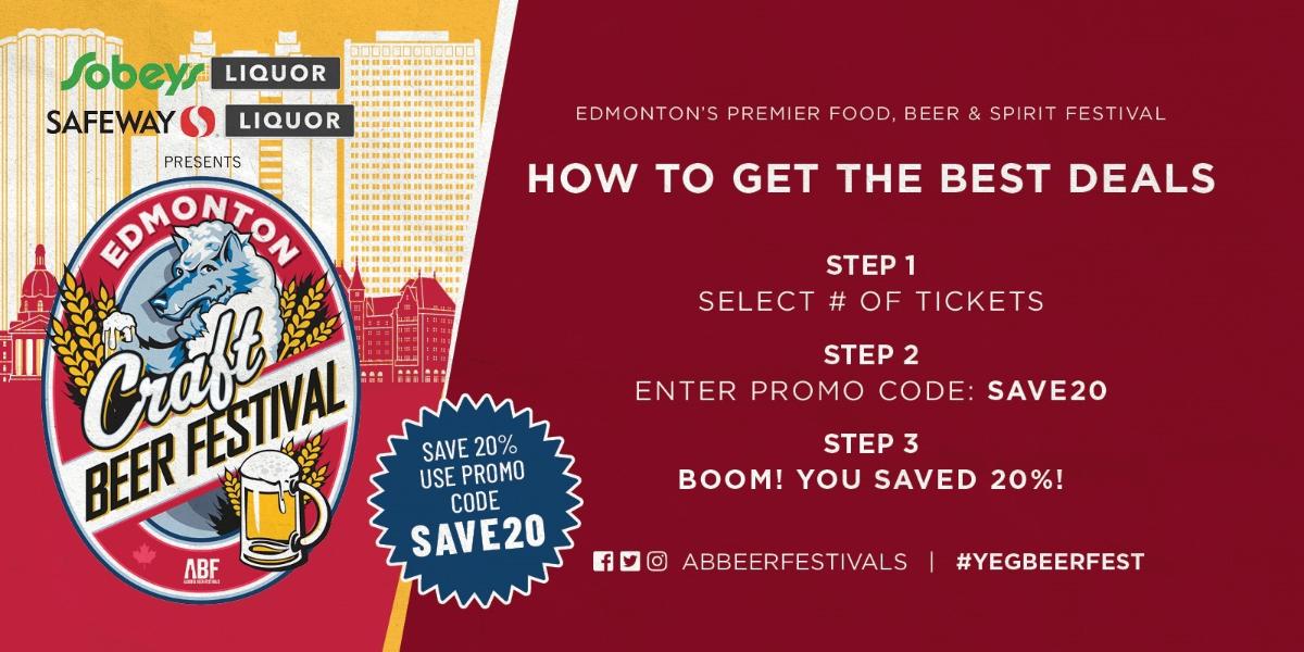 2021 Edmonton Craft Beer Festival
