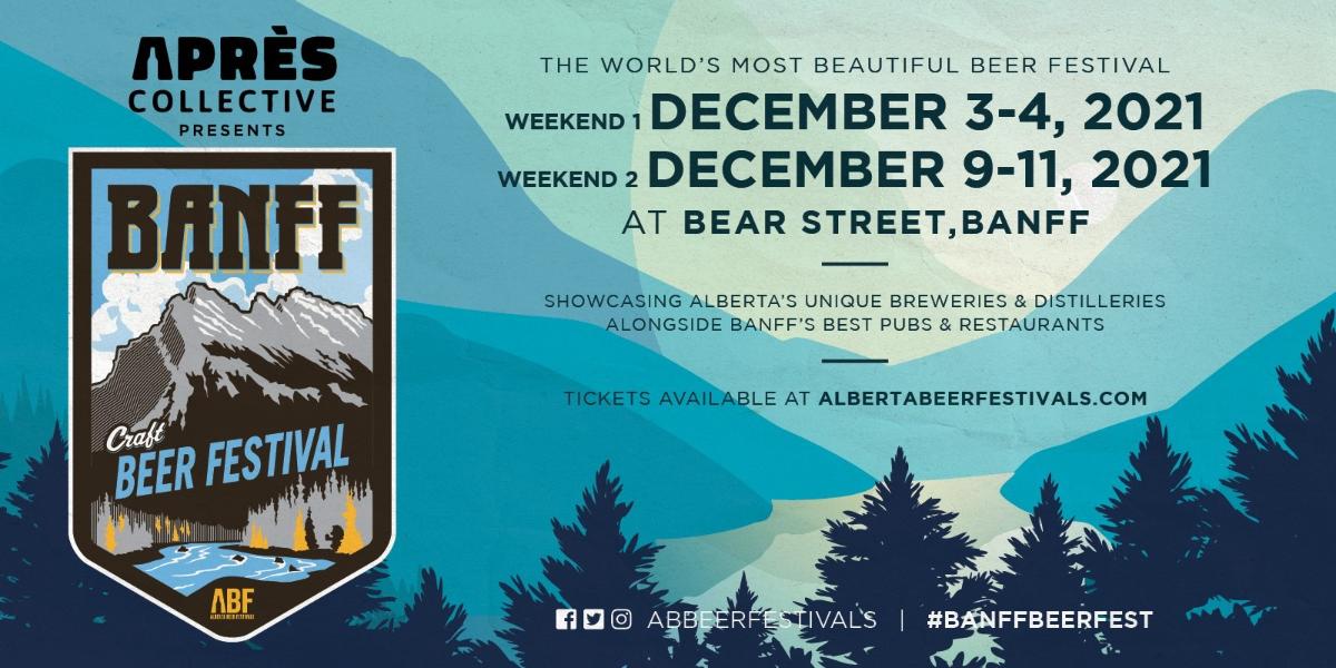 2021 Banff Craft Beer Festival