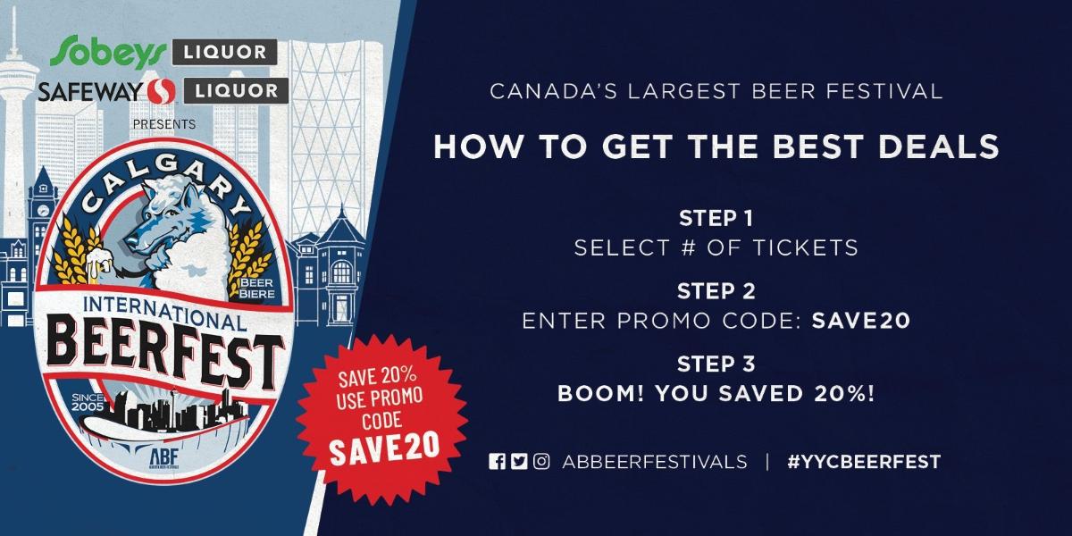 2021 Calgary International Beerfest