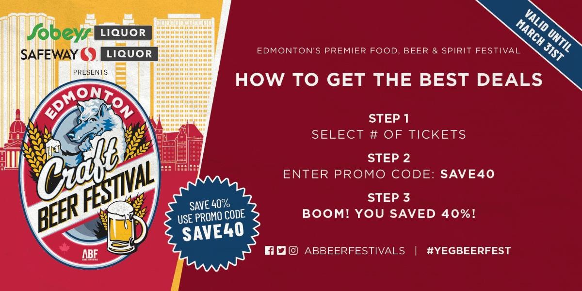 2020 Edmonton Craft Beer Festival