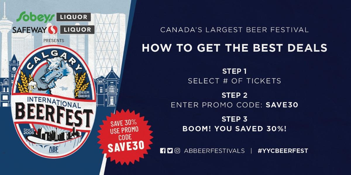 2020 Calgary International Beerfest
