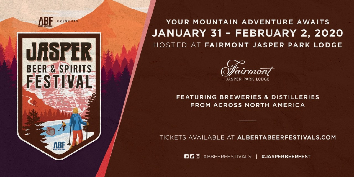 2020 Jasper Beer & Spirits Festival - Grand Tasting Evening Event
