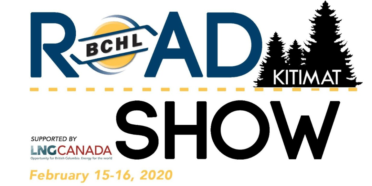 BCHL Road Show: Supported by LNG Canada