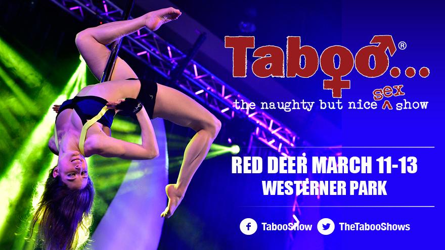 Taboo sex show in red deer