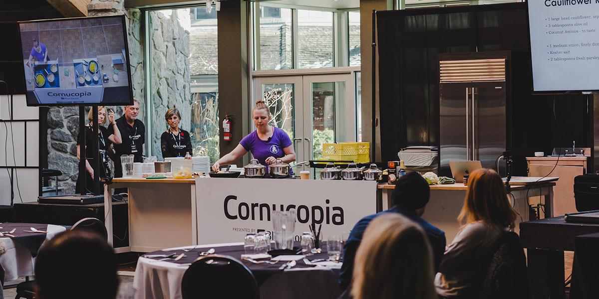 Nourish: Caveman Grocers - Chef Kara McMaster