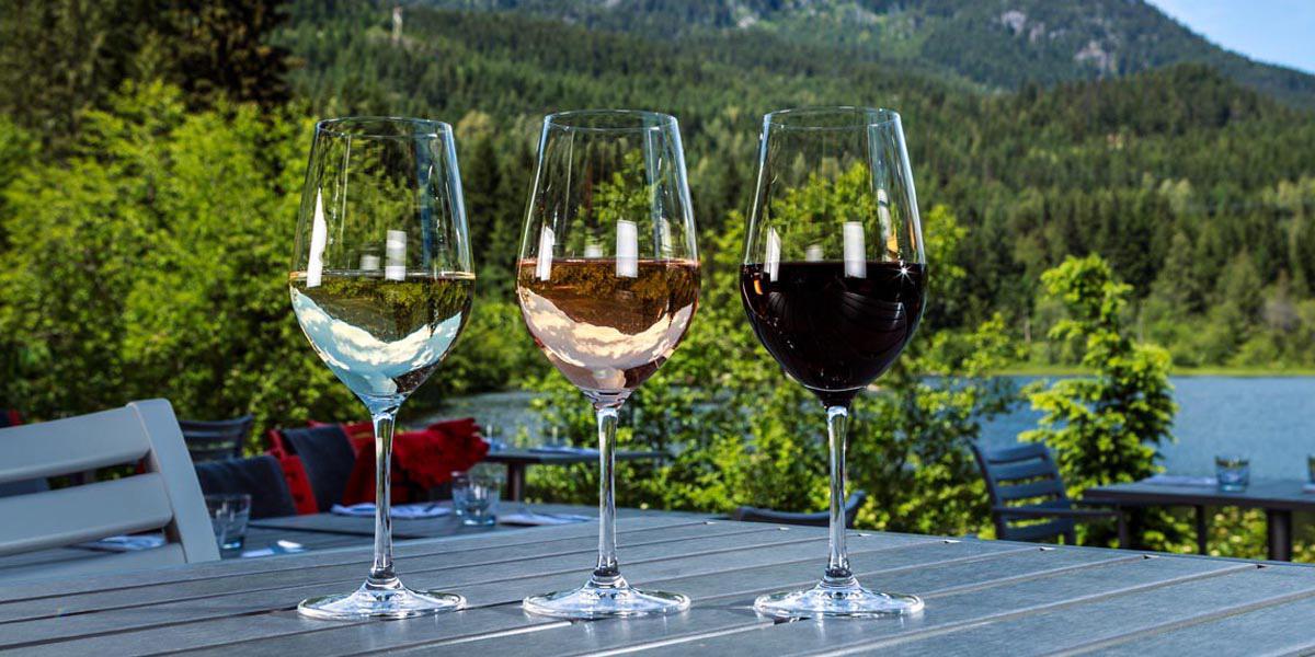 Aura at Nita Lake Lodge: Sip & Savour Winemaker Dinner