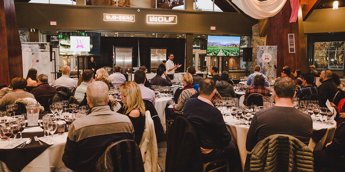 Culinary Stage: Wines of Argentina
