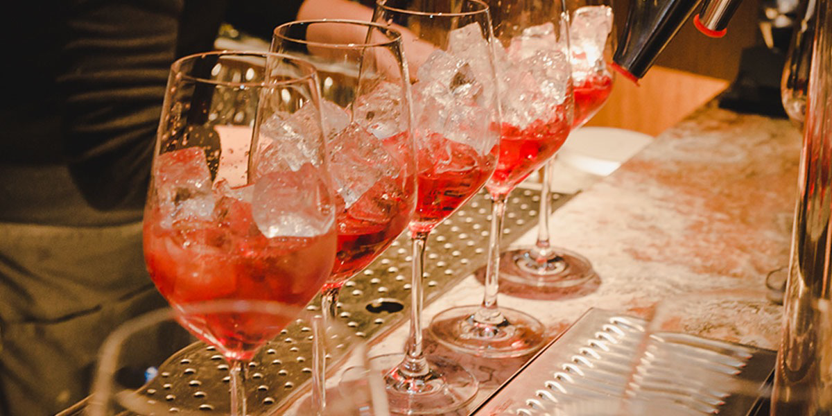 Drink Seminar: Rosé Pajama Party: Get Your Chill On