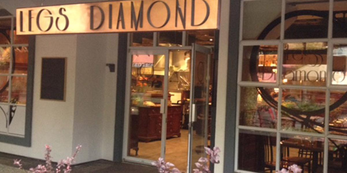 Intimate Evening at Legs Diamond