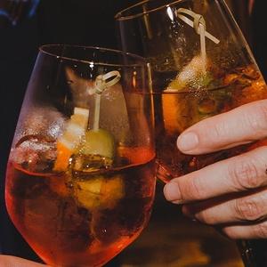 Drink Seminar: The Three Martini Lunch