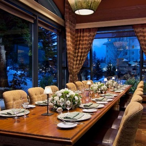 Fairmont Chateau Whistler - Liquidity Winemakers Dinner