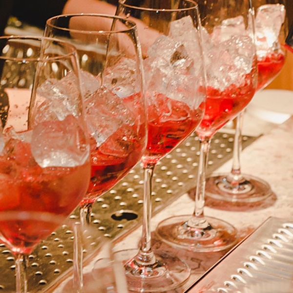 Drink Seminar: Pajama Party IV:  Rosés and PJs