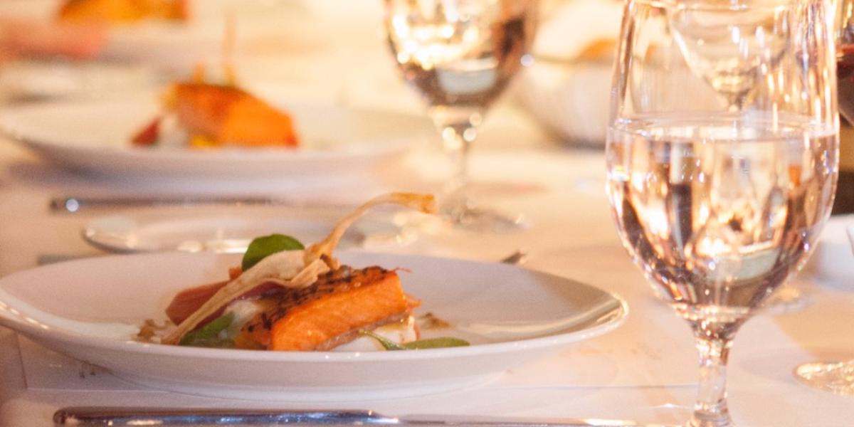 Araxi Restaurant's Intimate Wine Dinner Series - Paul Hobbs