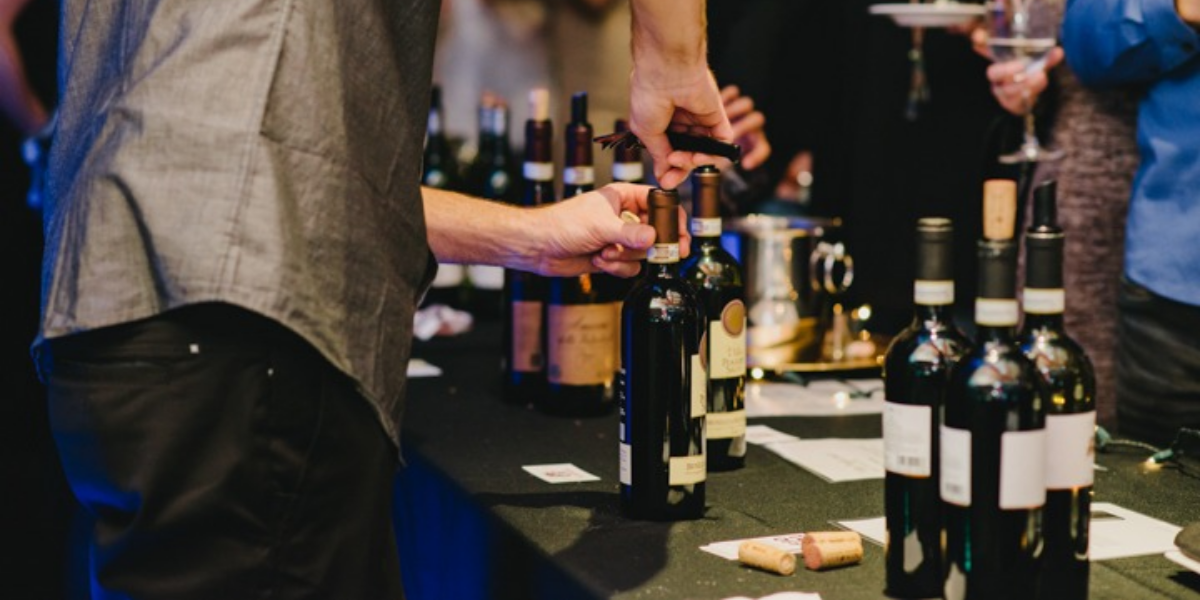 Signature Tasting: Cellar Door Grand Tasting