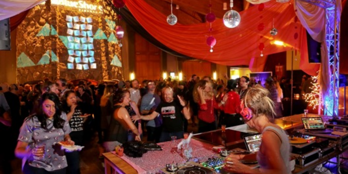 Signature Tasting: With A Twist Silent Disco
