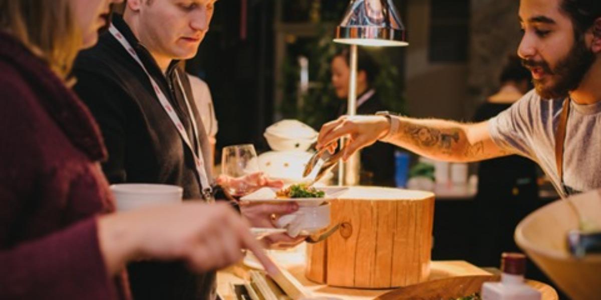 Signature Tasting: Night Market: Taste of the World