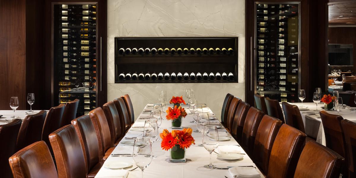 Araxi Restaurant's Intimate Wine Dinner Series - Tinhorn Creek Winery