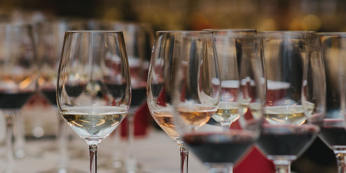 Drink Seminar: Bottoms Up! Turning Wine Tasting on its Head