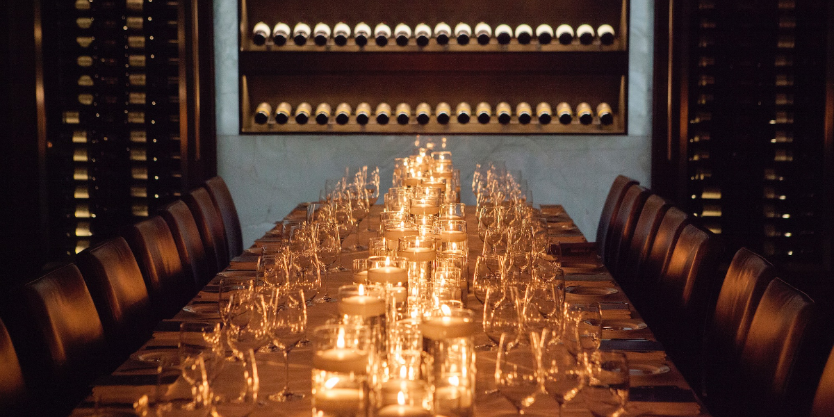 Araxi Restaurant's Intimate Wine Dinner - Time Winery