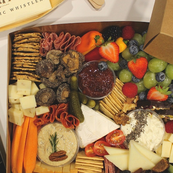 Paired Tasting: Picnic Whistler and BC Wine Studio