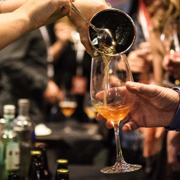 Drink Seminar: Let the Weekend Be-Gin!