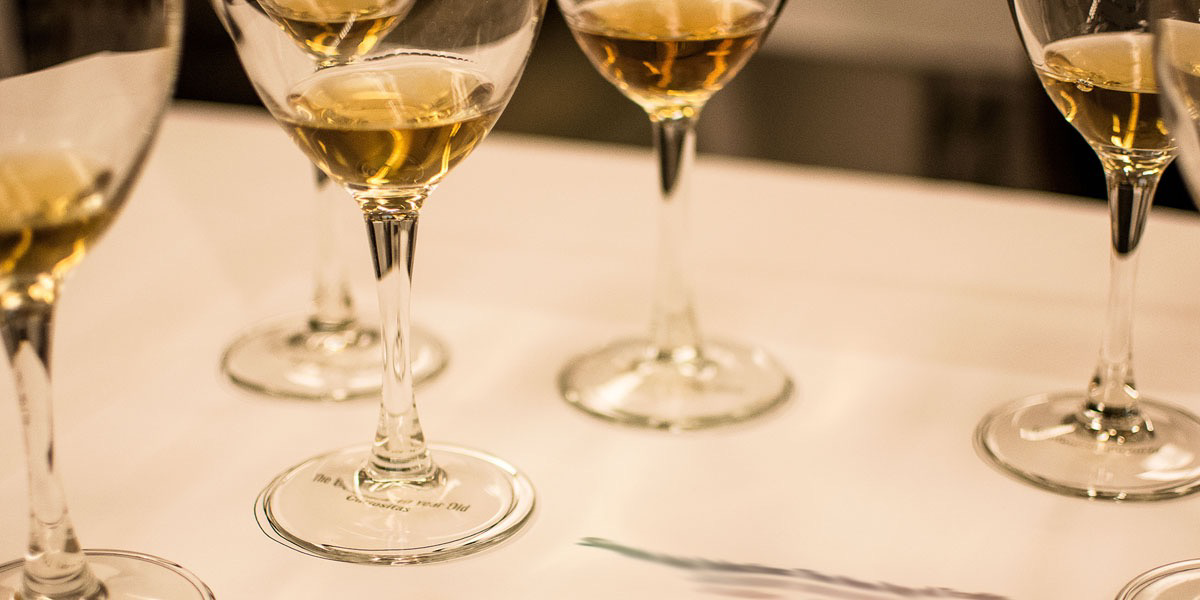 Drink Seminar: Sparklers & Aromatic Whites: Okanagan Falls/Skaha Lake Winery Assoc.