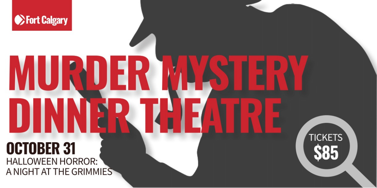 Murder Mystery Dinner Theatre: Halloween Horror: A Night at the Grimmies