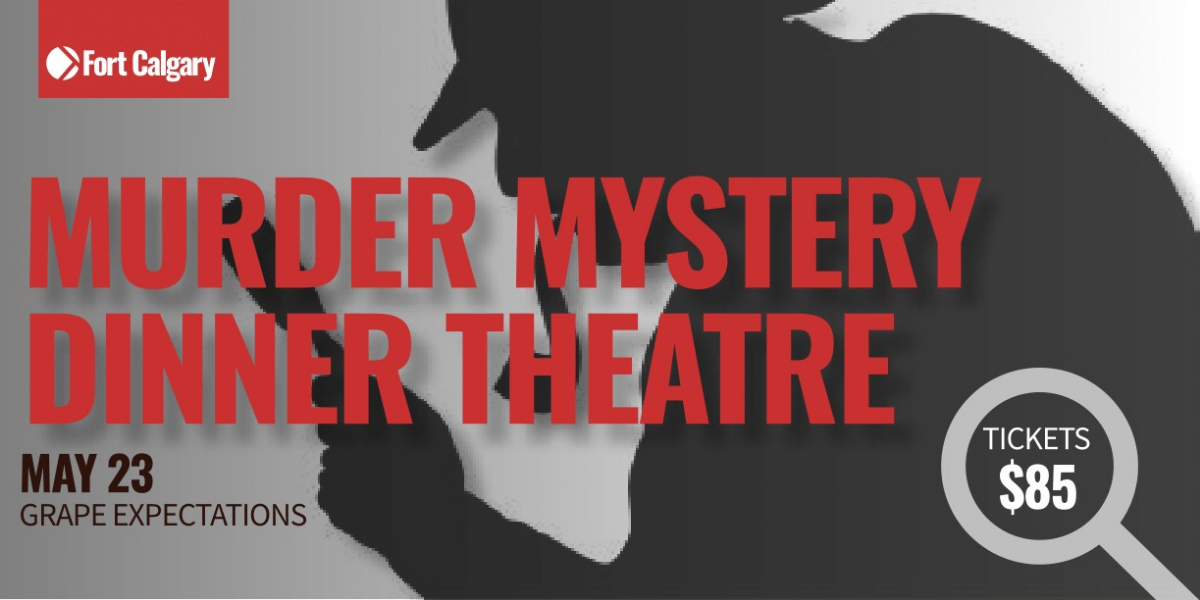 Murder Mystery Dinner Theatre: Grape Expectations