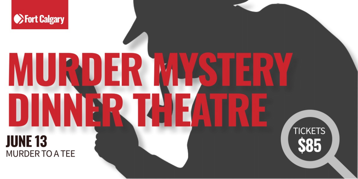 Murder Mystery Dinner Theatre: Murder to a Tee