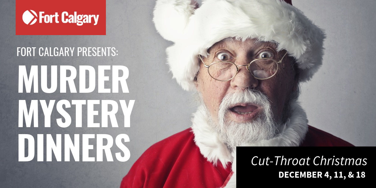 Murder Mystery Dinner: Cut-Throat Christmas