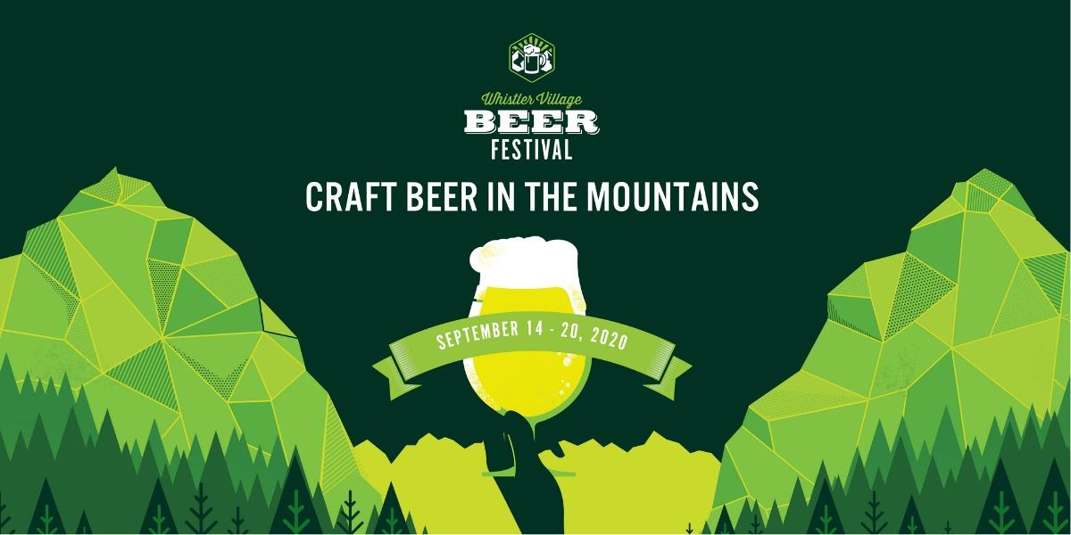 Whistler Village Beer Festival Main Event 2020