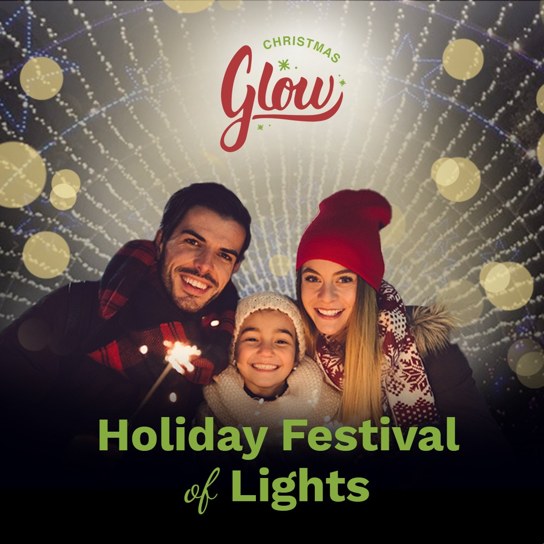 Glow Edmonton Flex Pass - Week 1