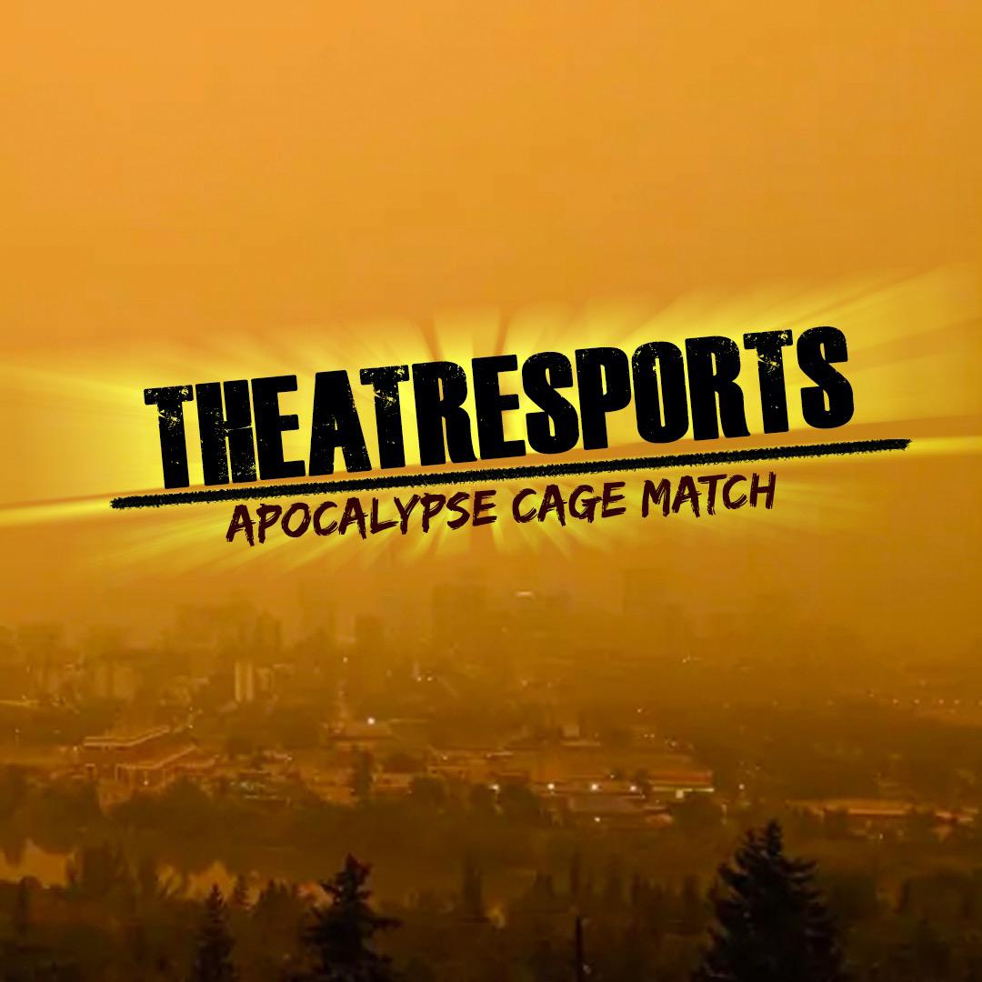 Quarterfinals: Theatresports Apocalypse Cage Match