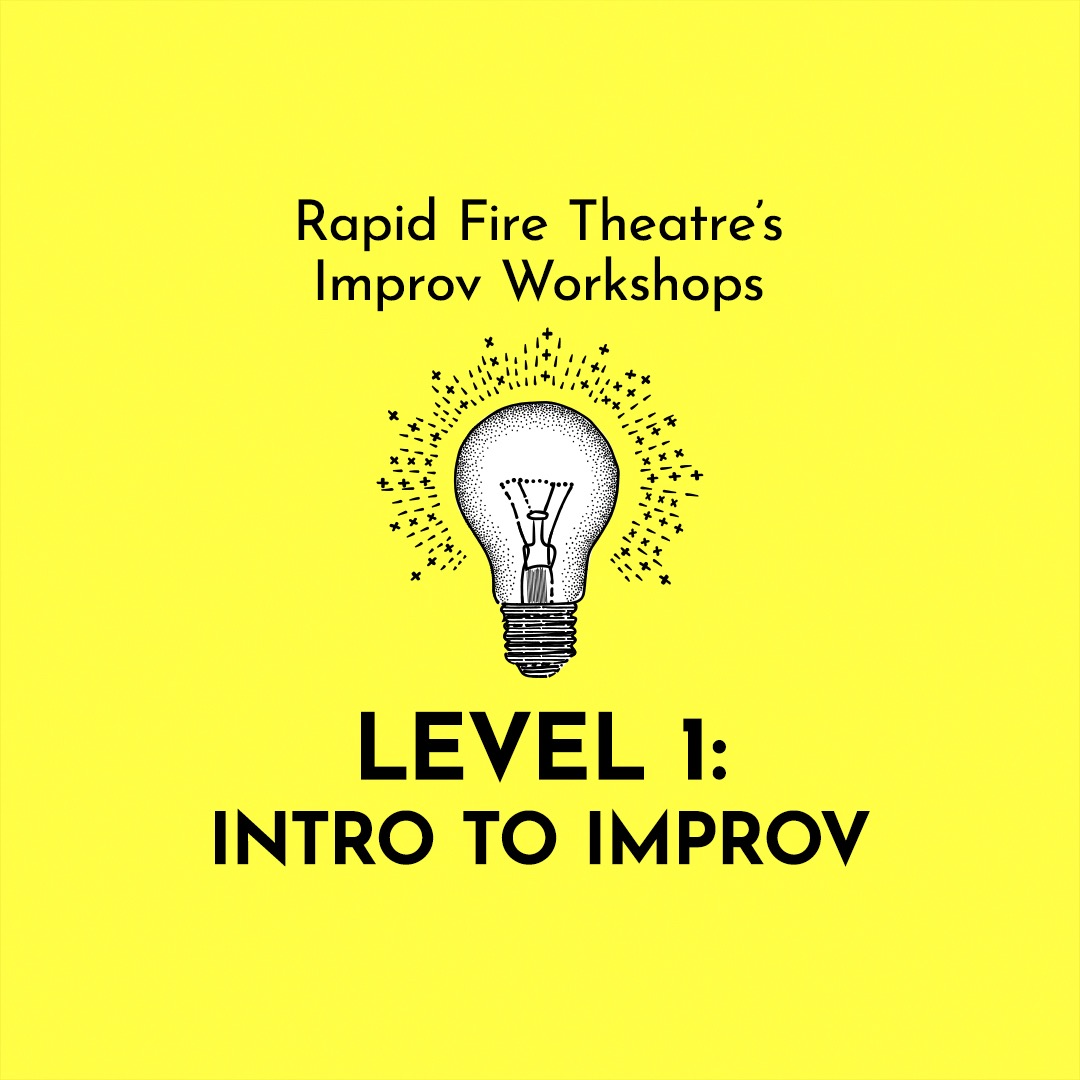 Level 1: Introduction to Improv