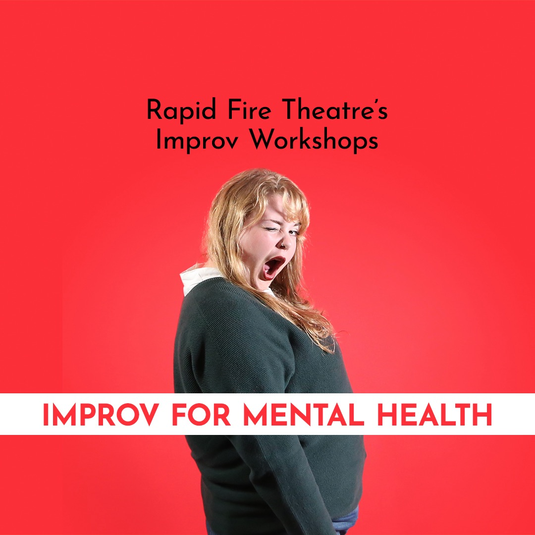 Improv for Mental Health