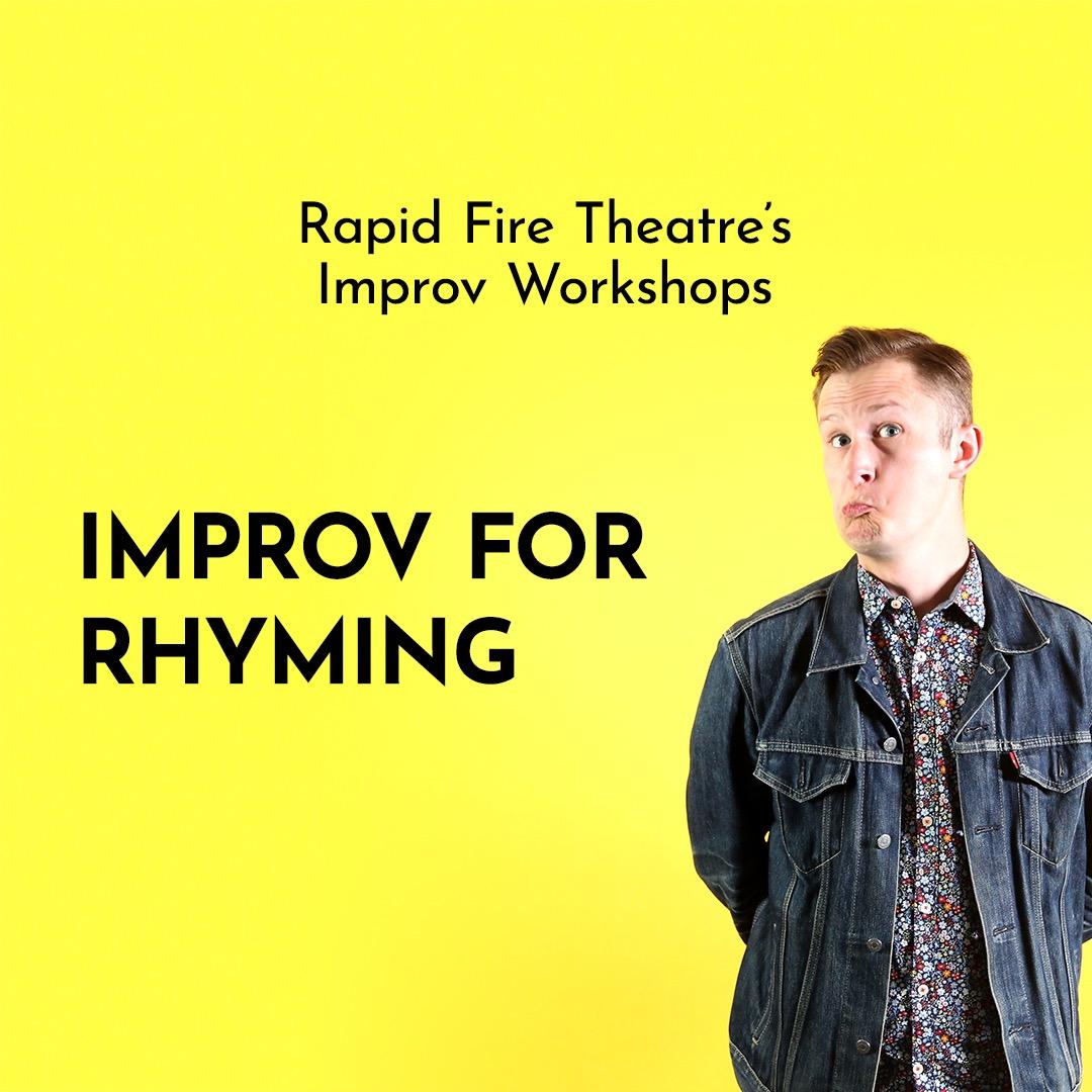 Improv for Rhyming