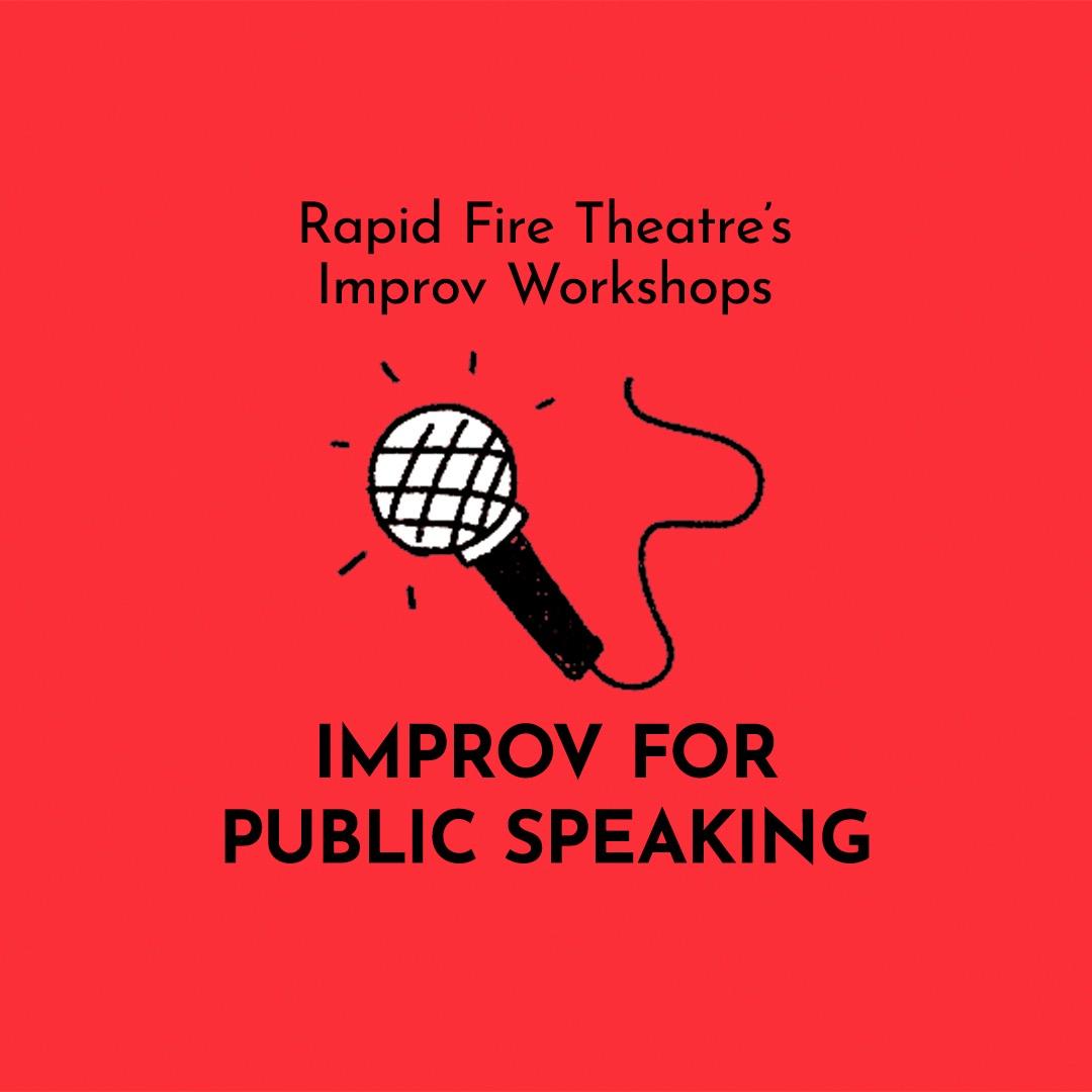 Improv for Public Speaking