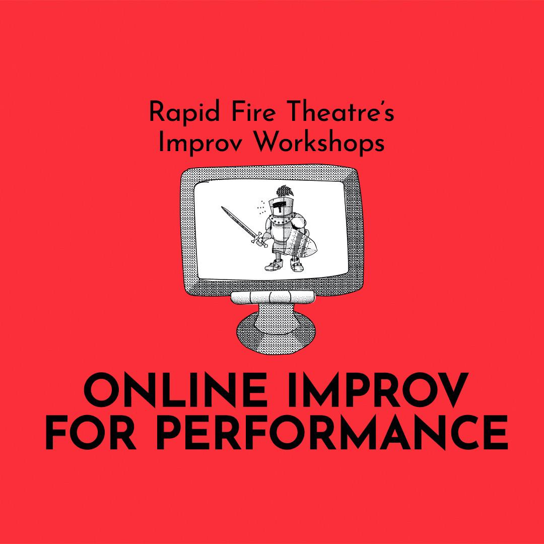 Online Improv for Performance