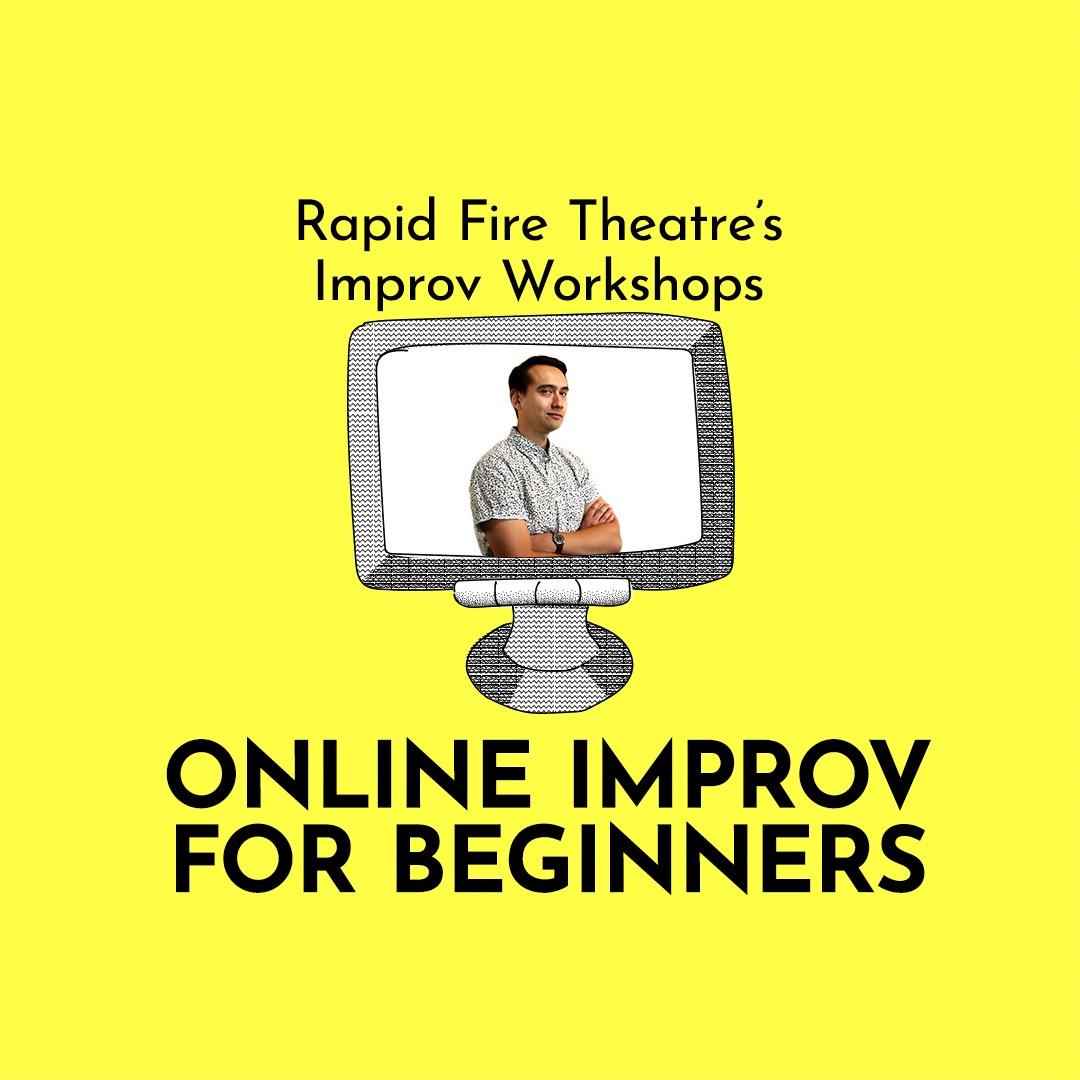 Online Improv for Beginners