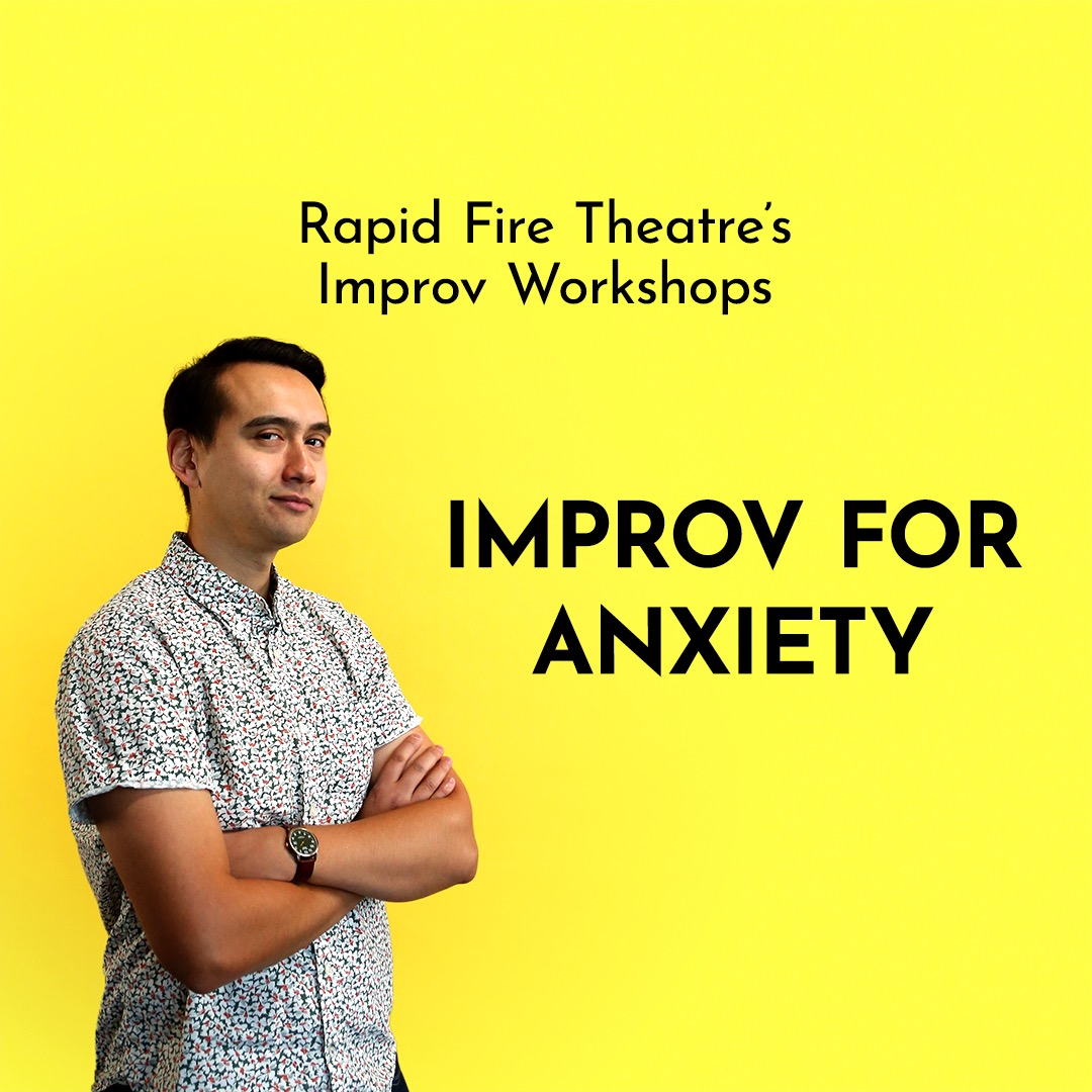 Improv for anxiety