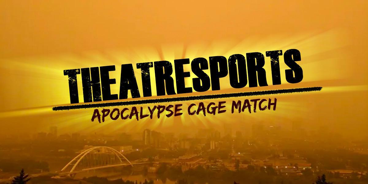 Theatresports Apocalypse Cage Match