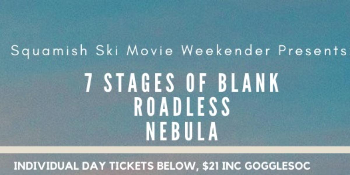 Squamish Ski Movie Weekend [Weekender Pass]